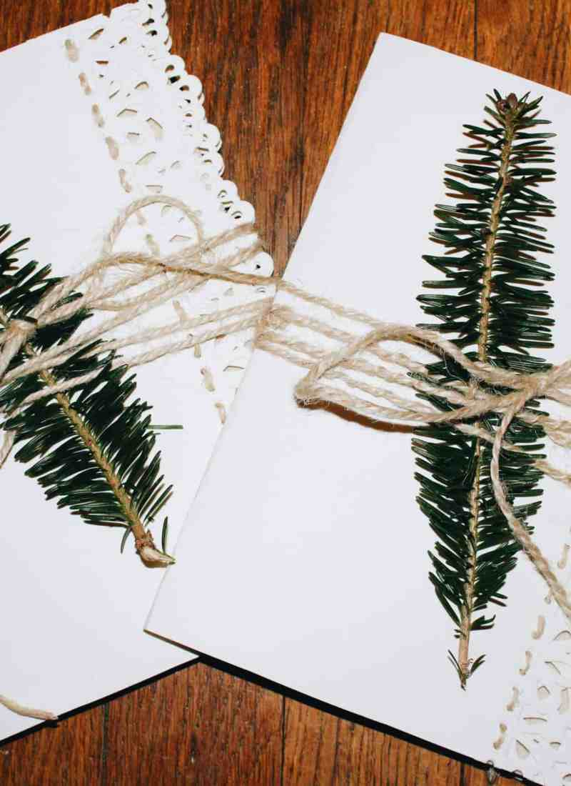 How To: Holiday Cards