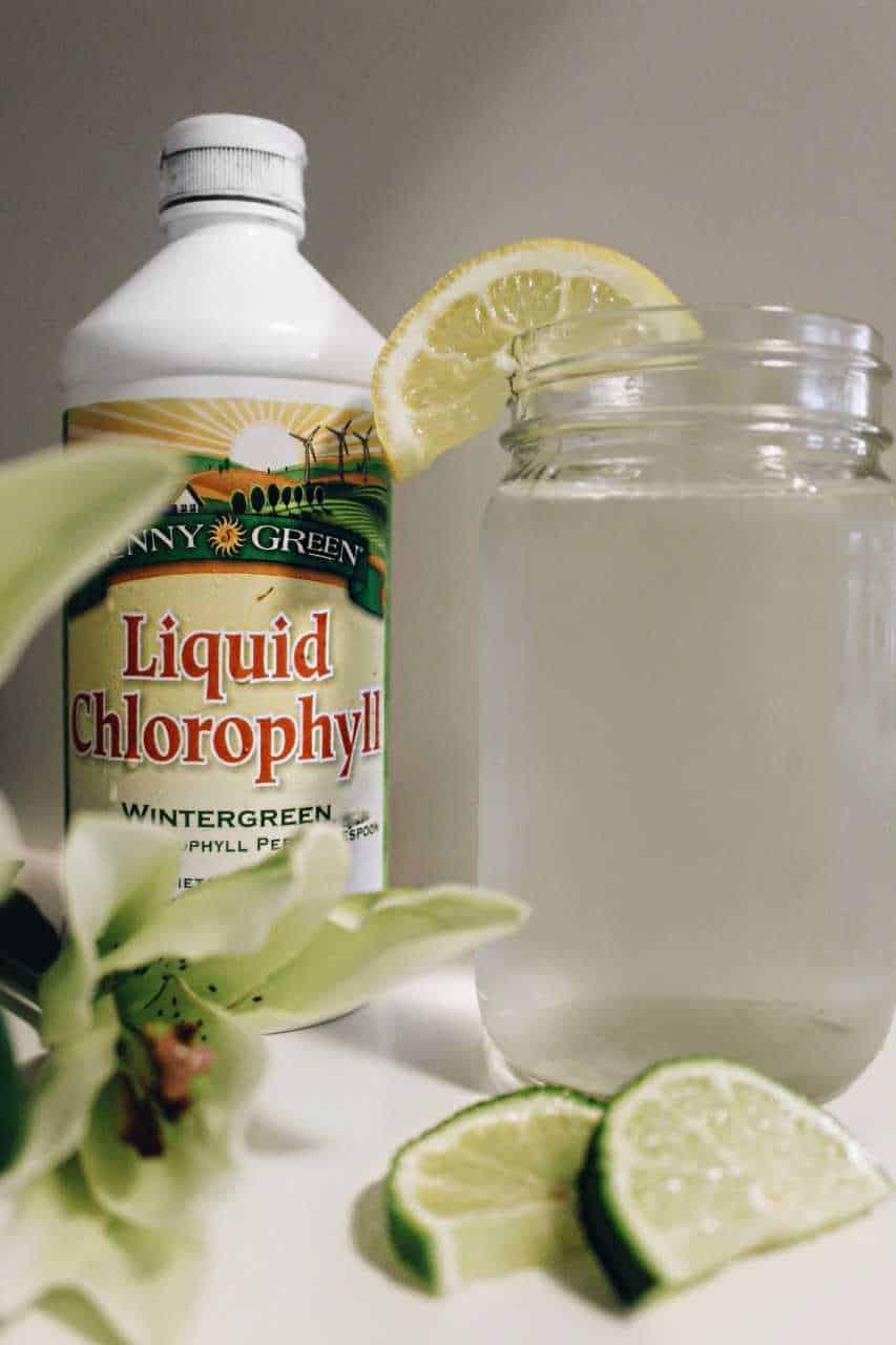 Liquid Chlorophyll Health Benefits