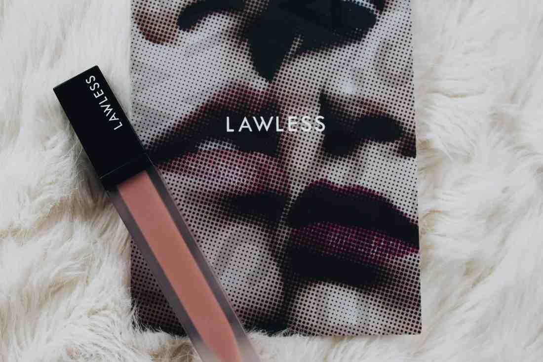 Lawless Beauty Liquid Lipstick Shade Leo