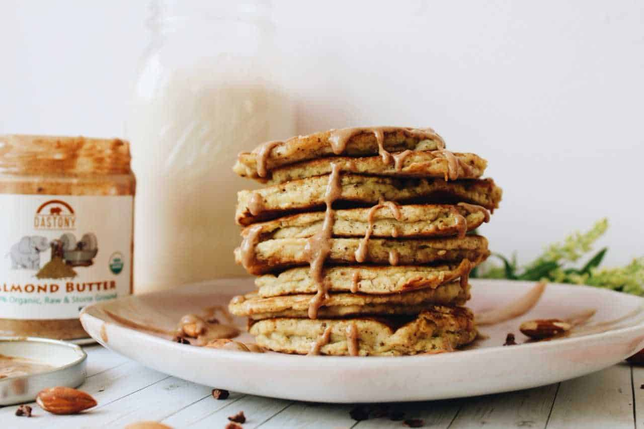 Candida Friendly Coconut Flour Pancakes - Perfect for