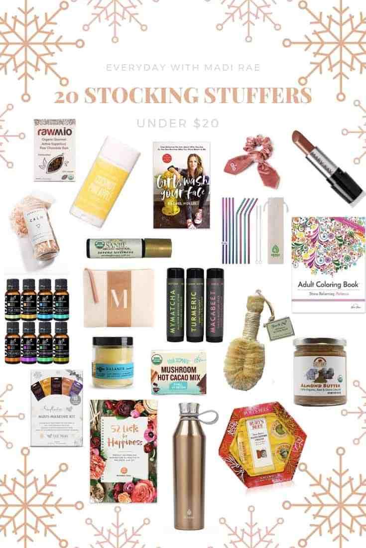 20 Stocking Stuffers Under $20!!!