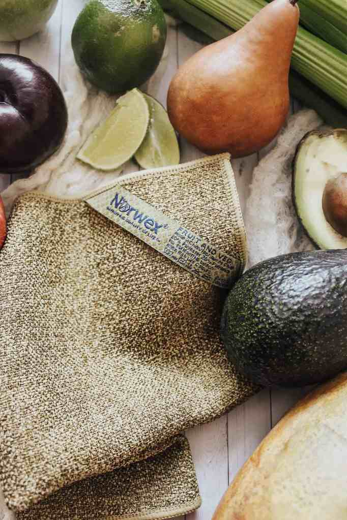 Here's Why You Should Be Using Norwex to Clean Your Fruits & Veggies