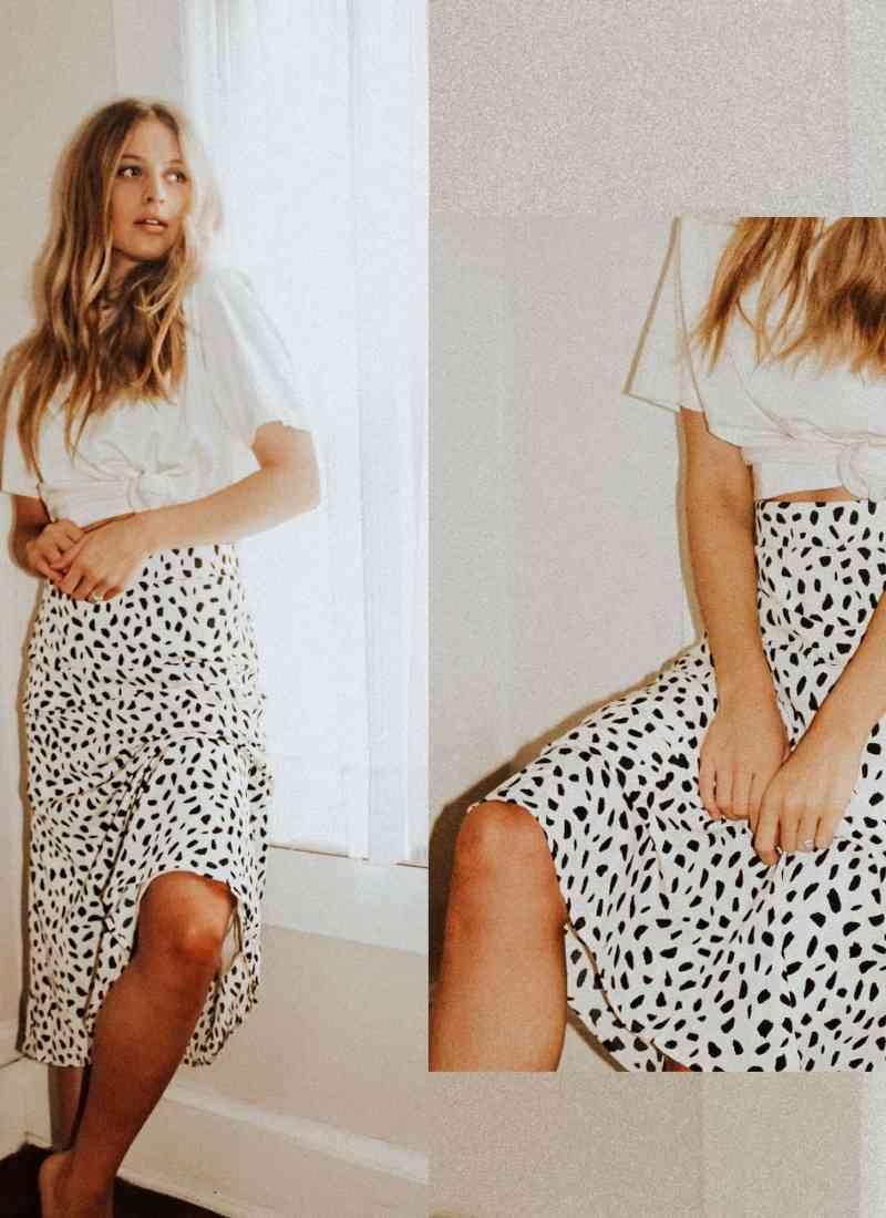 Trend Alert: Styling Midi Skirts