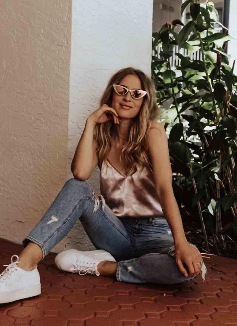 Late Summer Trend Alert: Silk & Satin