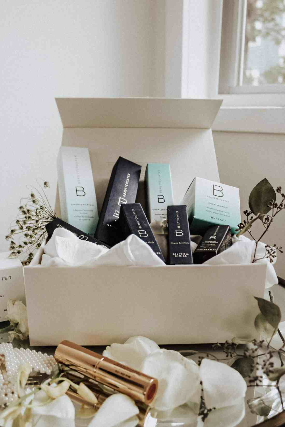 Sharing my honest experience trying & using Beautycounter products for the first time, including the Countermatch skincare line, makeup, masks, & more!