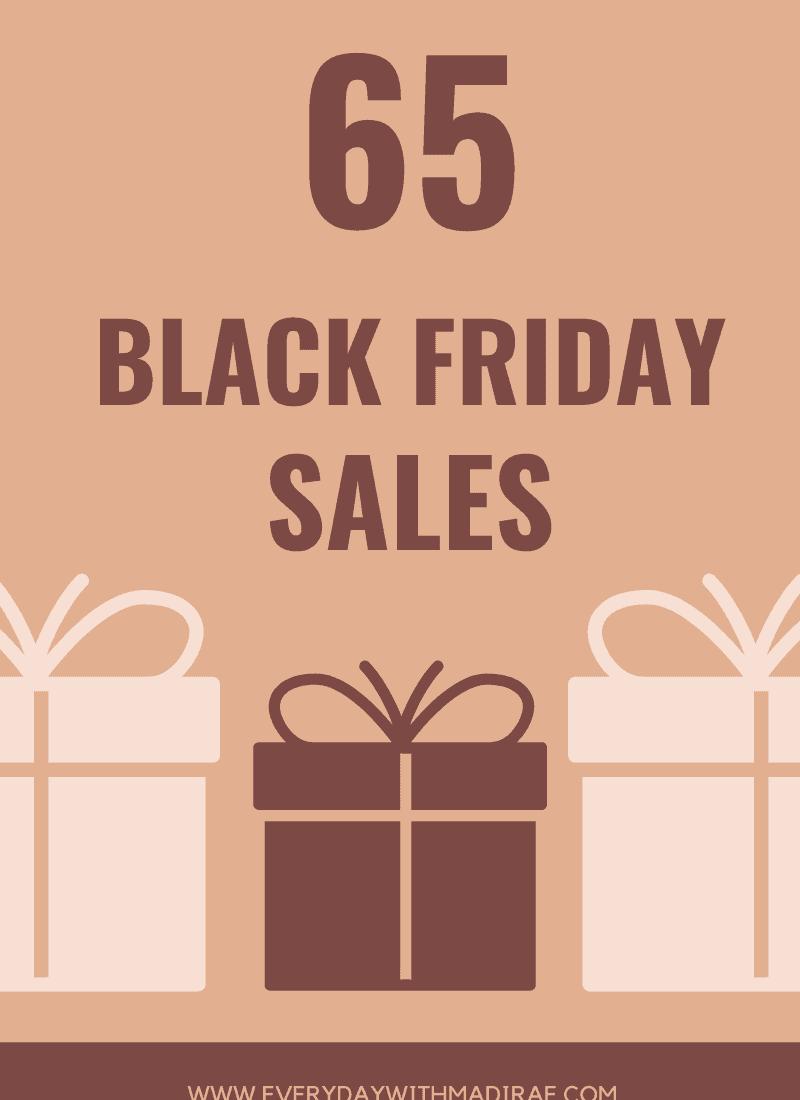 2019 Black Friday Sales Roundup