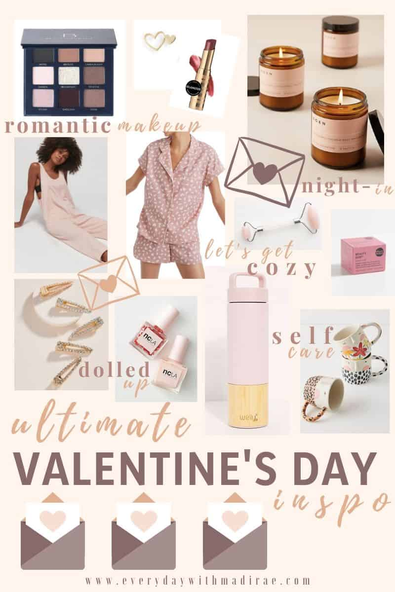 Whether you're staying in or going out, this ultimate guide for Valentine's Day Inspo will have you covered, no matter your plans!