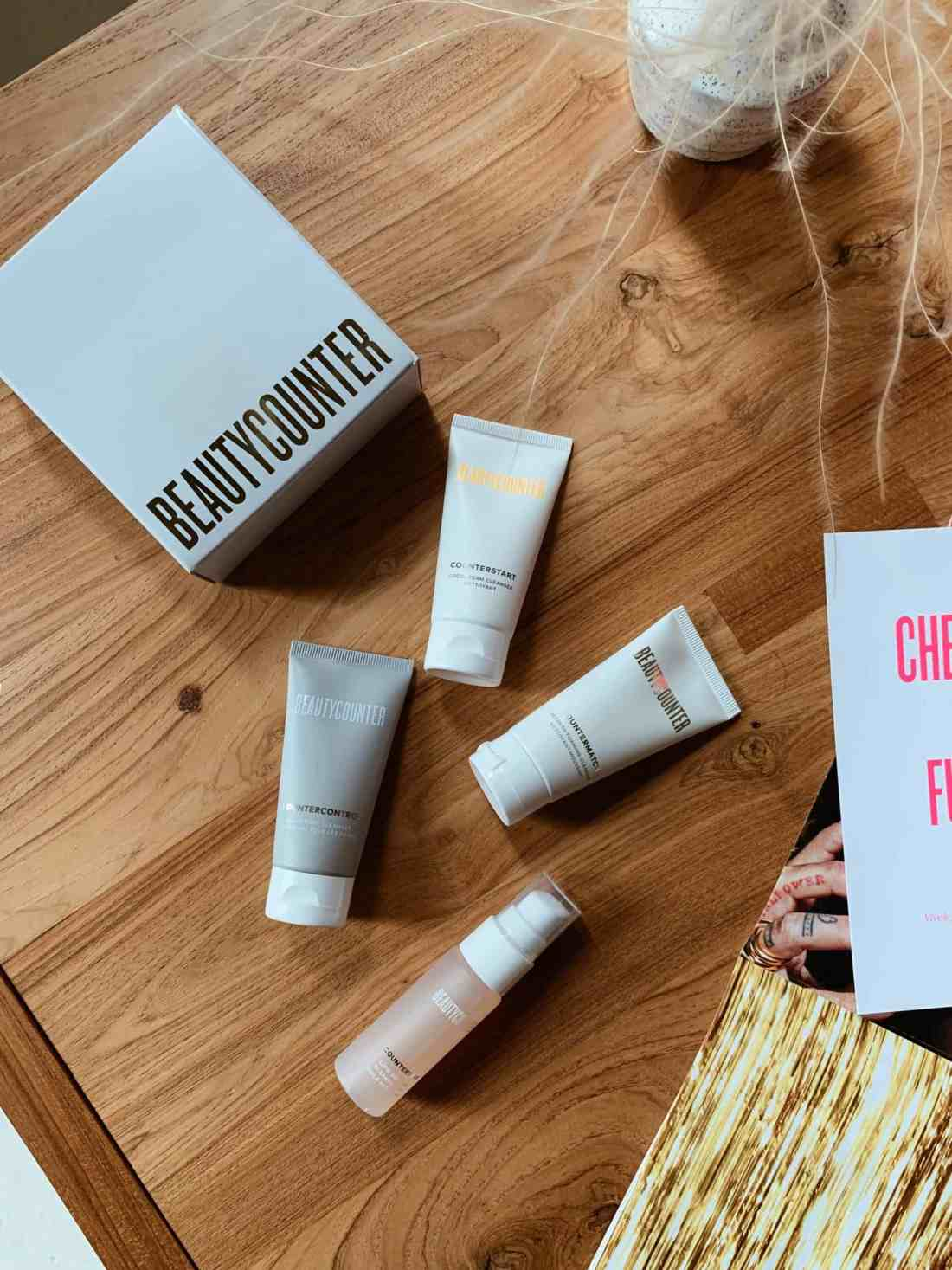 2021 Beautycounter Holiday Collection Review: Clean Sweep Minis