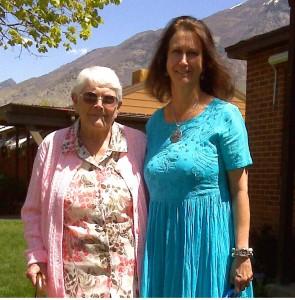 Mom and Granny O