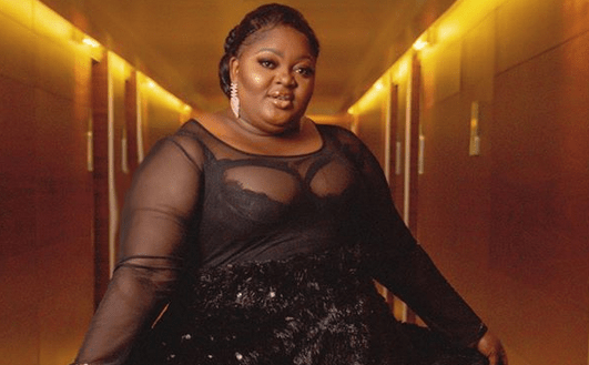 Actress, Eniola Badmus Embarks On Weight Loss Journey