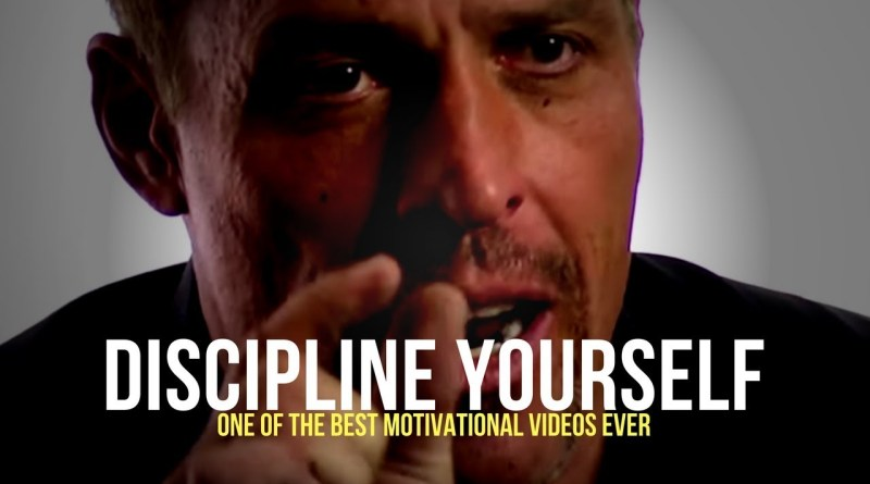 Tony Robbins: SELF DISCIPLINE (one of the best motivational videos ever)