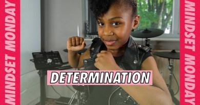 4 WAYS TO BECOME MORE DETERMINED | Mindset Monday | Geneva London (Age 8)