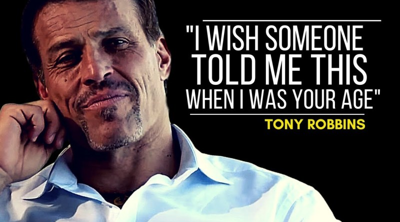 Tony Robbins: THE GREATEST ADVICE EVER TOLD (Motivational Video 2018)