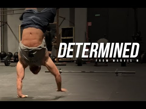 """DETERMINED"" 