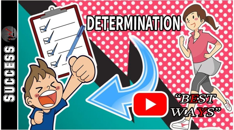 🆆🅰🆃🅲🅷🔵 How To Be Determined In Life|| 𝓑𝓮𝓼𝓽 𝓦𝓪𝔂𝓼 || English || By SuccessLtd 🔵