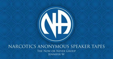 The Now or Never Group - Jennifer W. (Narcotics Anonymous Speaker Tapes)