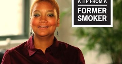 CDC: Tips From Former Smokers - Tiffany: How I Quit Smoking