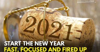 100 Day Challenge - Start the New Year Fast and Focused