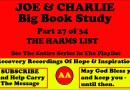 AA Speakers Joe McQ. and Charlie P. - Their Famous Alcoholics Anonymous Big Book Study #27 of 34