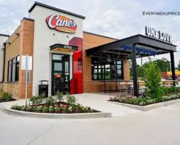 Raising Cane's Menu With Prices [2021 Updated]
