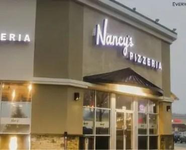 Nancy's Pizza Menu Prices [2021 Updated]