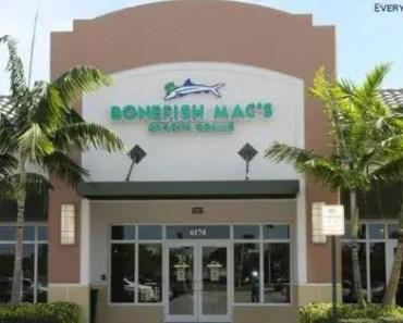 Bonefish Mac's Menu Prices [Latest 2021 Updated]