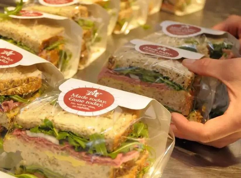 Pret A Manger Menu Prices UK everymenuprices.com