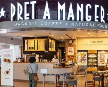 Pret A Manger Menu With Prices [2021 Updated]