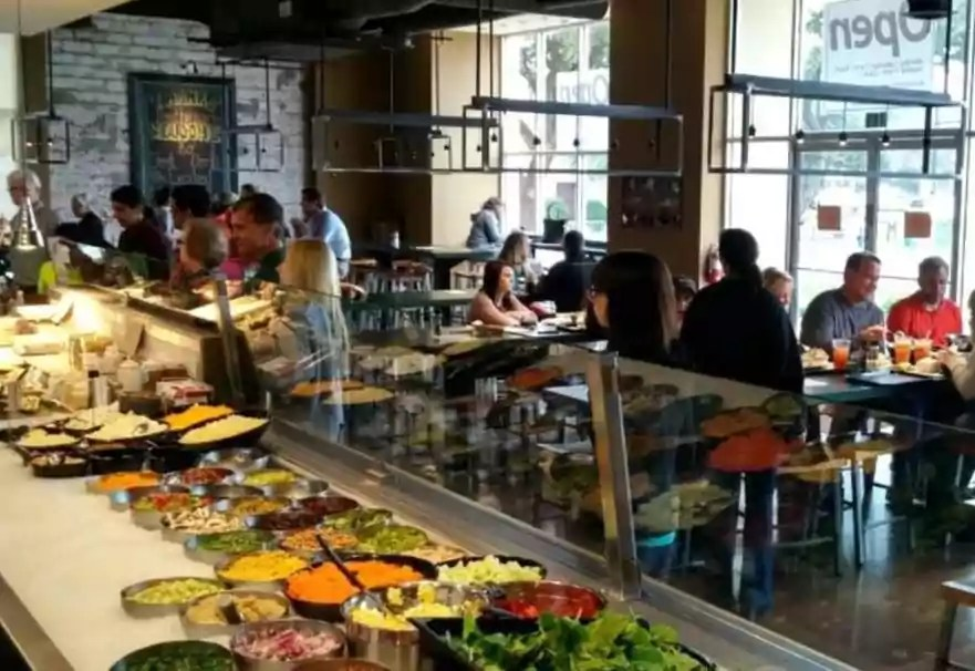 Snappy Salads Menu And Prices everymenuprices.com