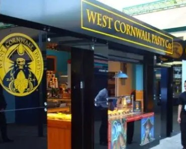 The West Cornwall Pasty Company Menu Prices [2021]