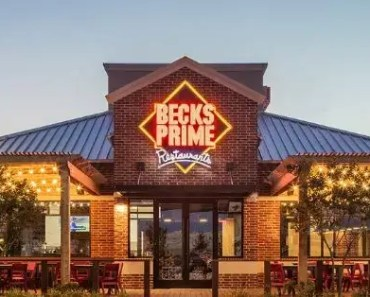 Becks Prime Menu Prices [Latest 2021 Updated]