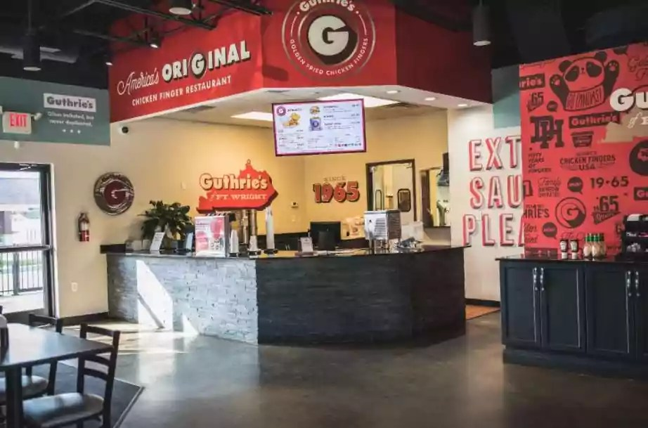 Guthrie's Menu With And Prices everymenuprices.com