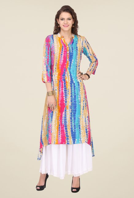 Varanga Offer : Get extra 15% off on Kurtas, Pallazos & more