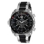 Amazon: Swisstyle Day and Date Display Black Dial Men's Analog Watch @Rs.179