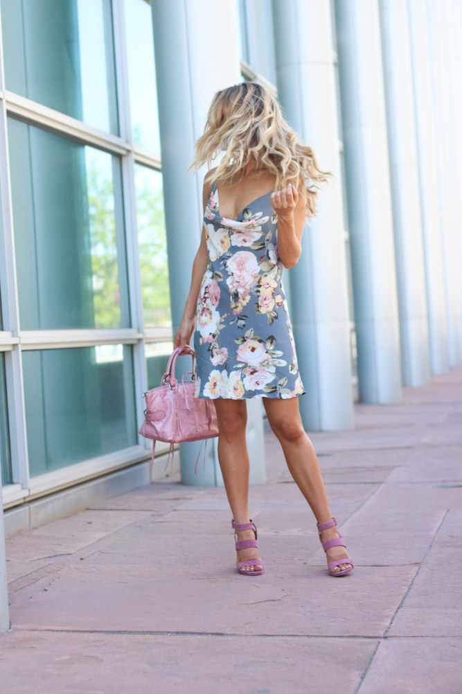 Amber from Every Once in a Style is wearing || Steve Madden Canaan Heels