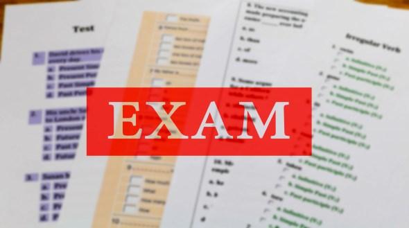 TOEIC試験のイメージ
