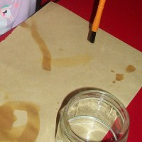 "No Mess Baby and Toddler ""Painting"""