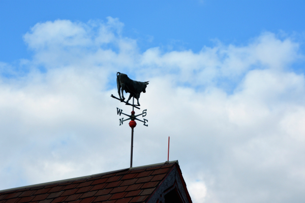 Weekend Weathervanes: Stoudt's Black Angus Restaurant and Pub