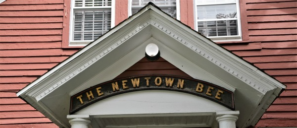 Weekend Weathervanes: The Newtown Bee