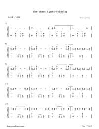 christmas lights chords # 20