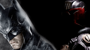 """BATMAN: Dark Knight Returns / DREDD 3D"" Podcast"