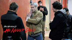 """""""He Never Died"""" BTS Photos!"""