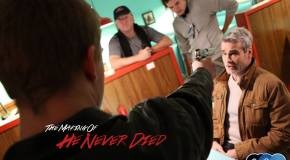 "'HE NEVER DIED"" BTS Photos"