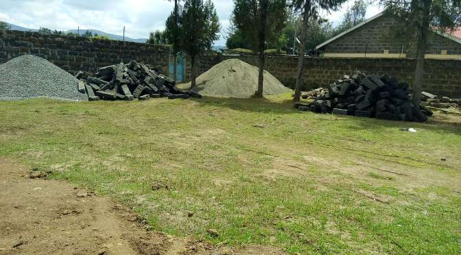 Health Center update for Lanet Umoja