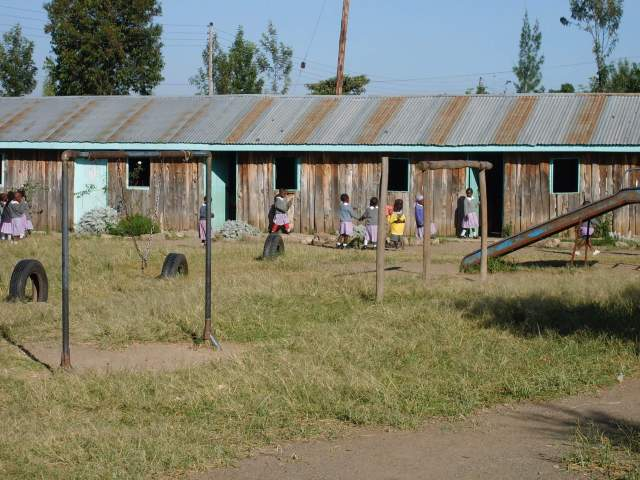 old Lanet preschool