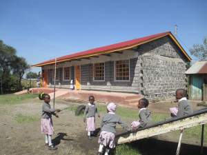 Lanet Umoja Preschool 2016