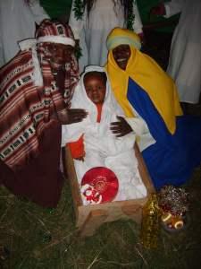 Mary, Joseph & Jesus!