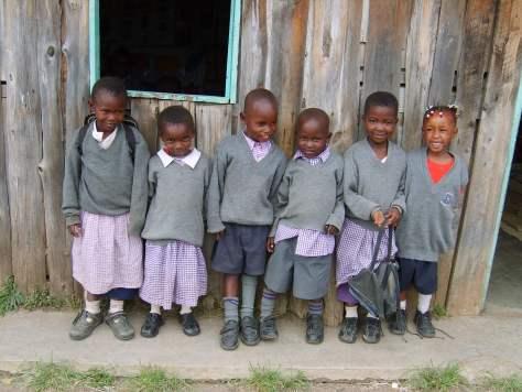 Donate for Lanet Umoja orphaned preschoolers
