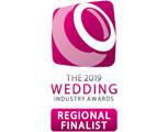 2019 Wedding Industry Awards - Regional Finalis
