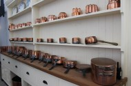 Pots in the Kitchen